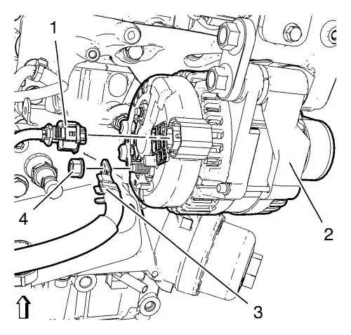 opel astra engine ledningsdiagram