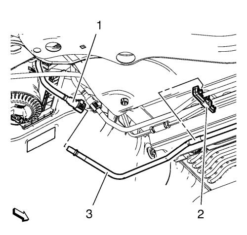 install inline fuel filter