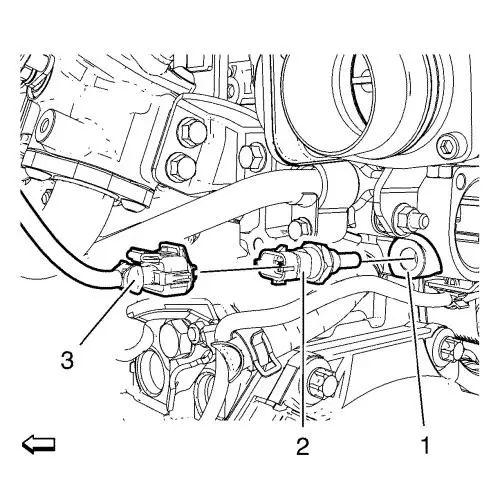 Ford Taurus Engine Cooling Diagram