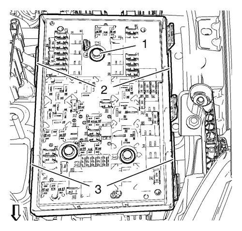 Vauxhall Workshop Manuals \u003e Astra J \u003e Engine \u003e Engine mechanics