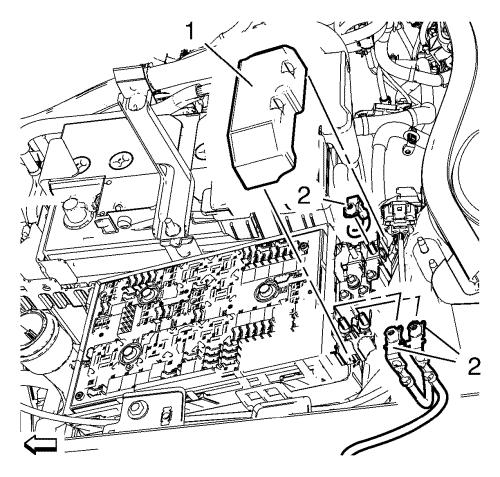 Vauxhall Workshop Manuals \u003e Astra J \u003e Power and Signal Distribution