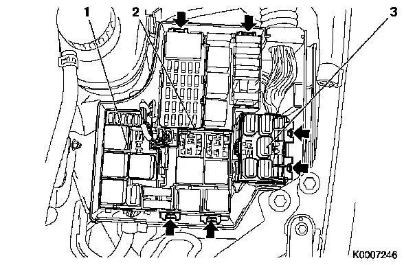 Opel Corsa C Fuse Box Location Wiring Schematic Diagram