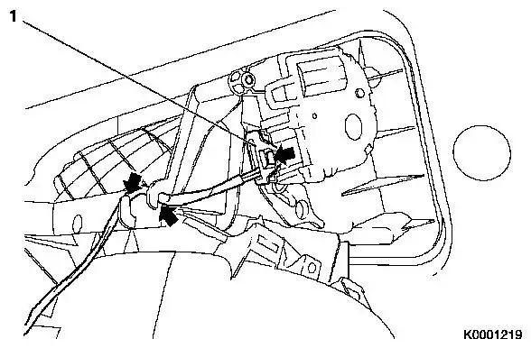 servo motor wiring
