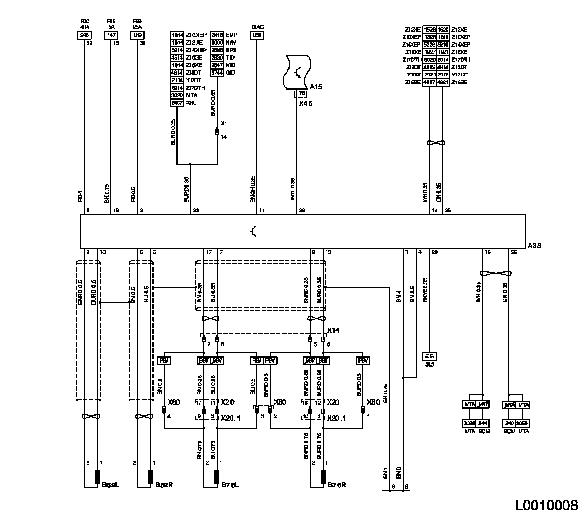 vauxhall corsa wiring diagram radio