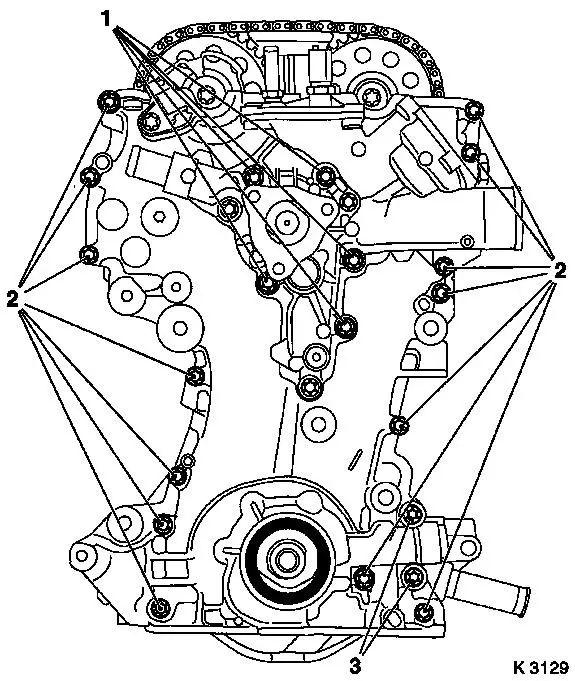 opel corsa diagram