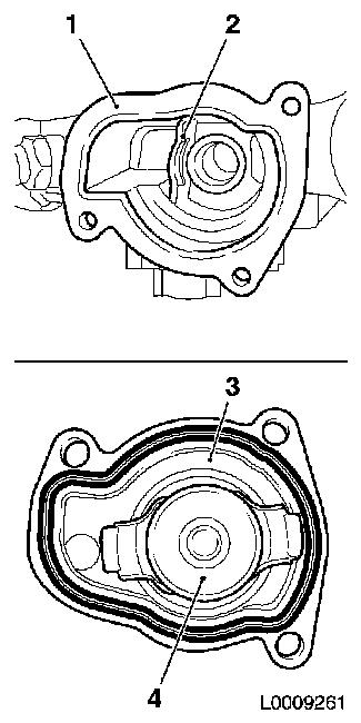 engine thermostat diameter size