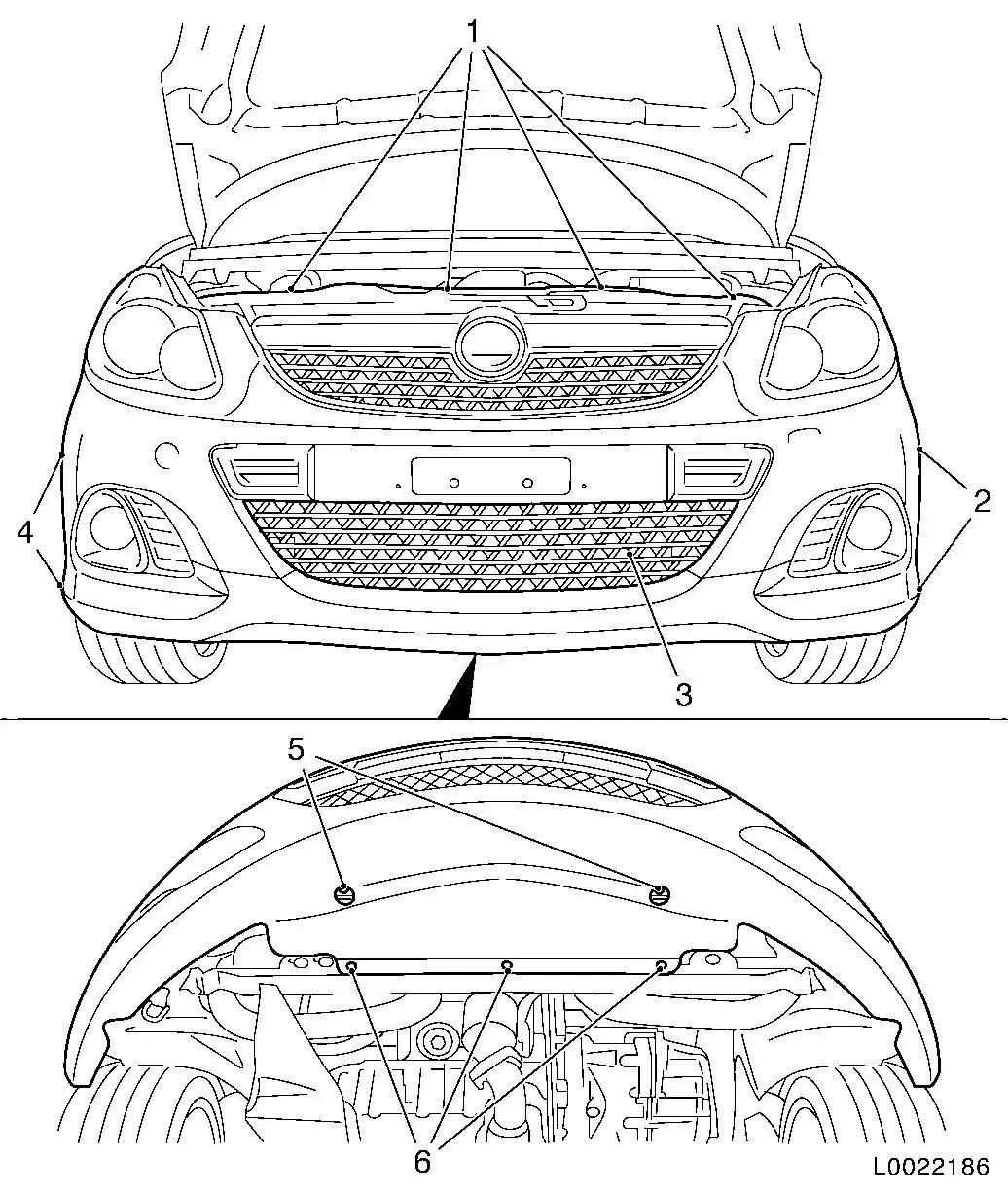 opel rear suspension