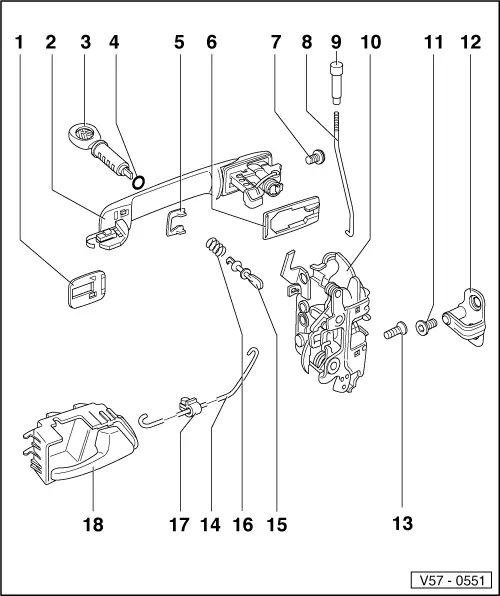 mkiv vw door lock wiring diagram