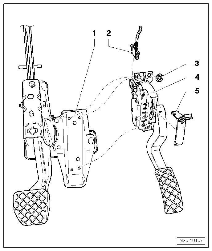 volkswagen beetle epc light