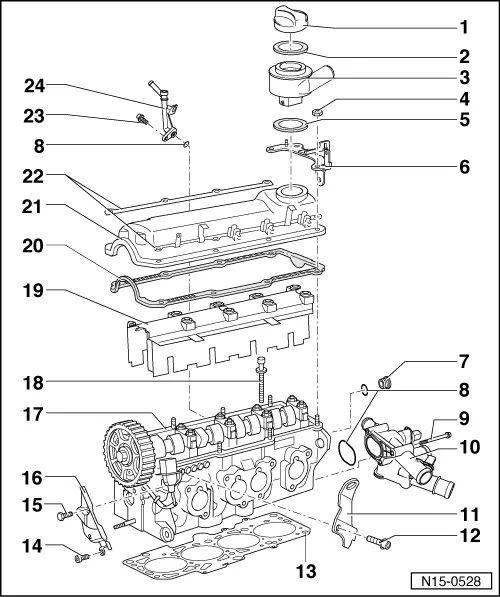 vw golf 5 gti engine diagram