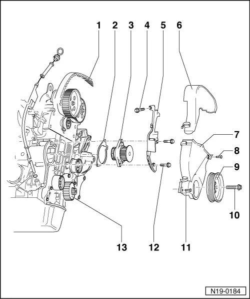 volkswagen brakes diagram