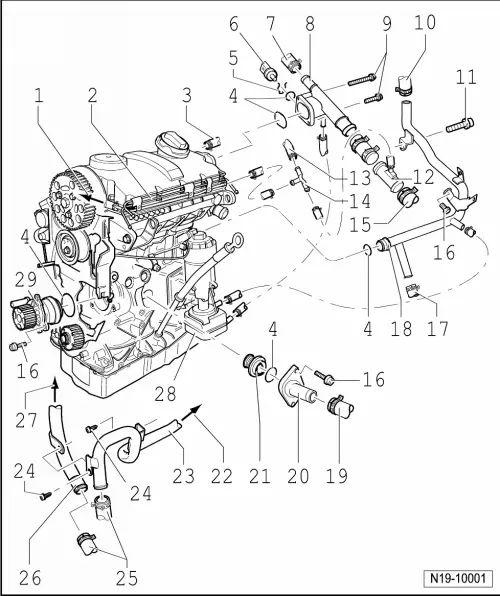 2004 jetta 2 0 engine diagram