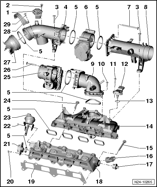 vw golf 1.4 tsi engine diagram