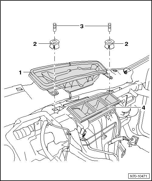 removing wiring harness pins