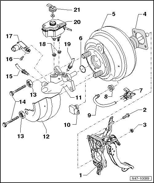 vw tiguan wiring diagram