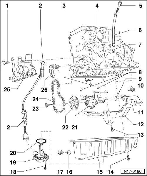 vw golf mark 4 wiring diagram