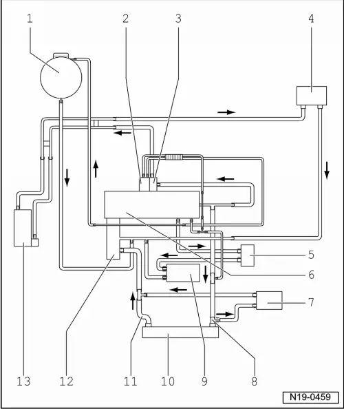 vw golf mk5 diesel engine diagram