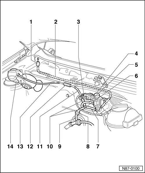 fuse diagram 2004 volkswagen golf