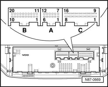 volkswagen polo workshop wiring diagram