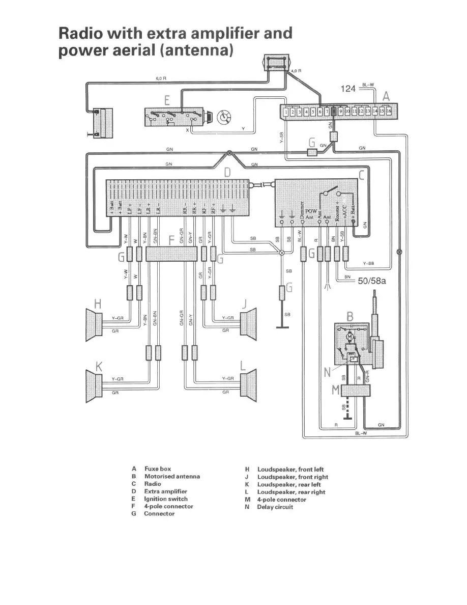Volvo 240 Gl Wiring Diagram Golden Schematic Maintenance Schedule Circuit Diagrams 1993 29 Images
