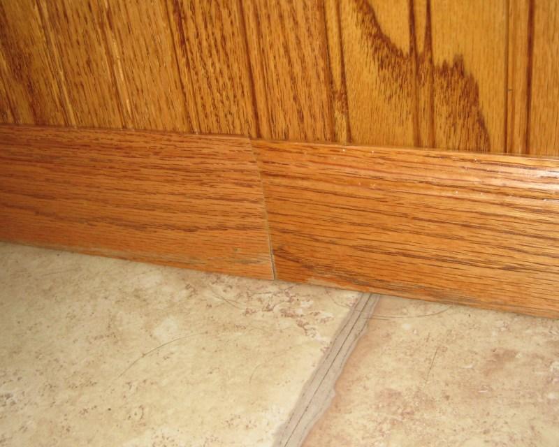 Kitchen Scarf Joint