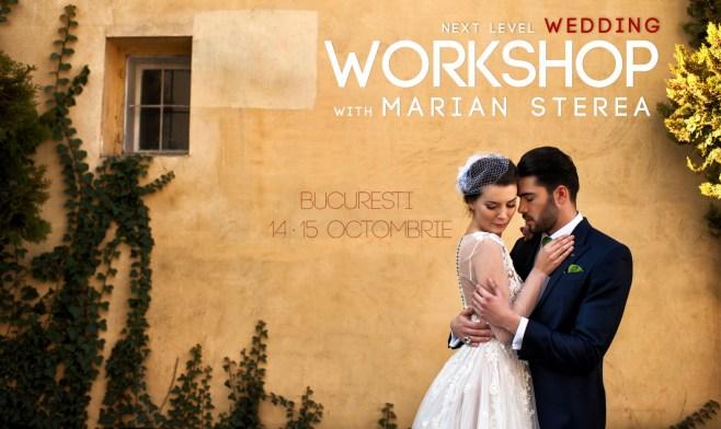 workshop fotografie de nunta bucuresti