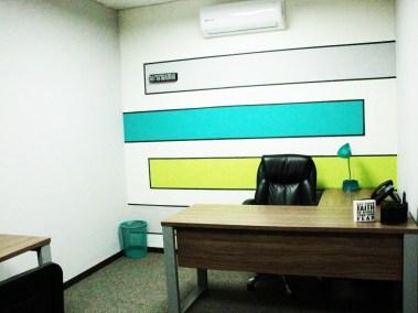 Oficina franjas - Renta de Oficinas Monclova - Workspot