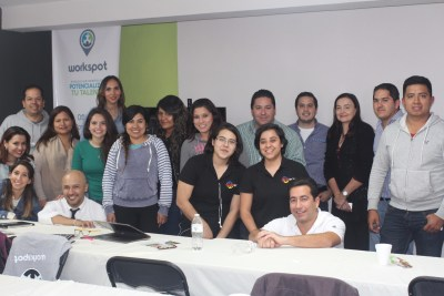 workspot evento 4 de marzo 2017