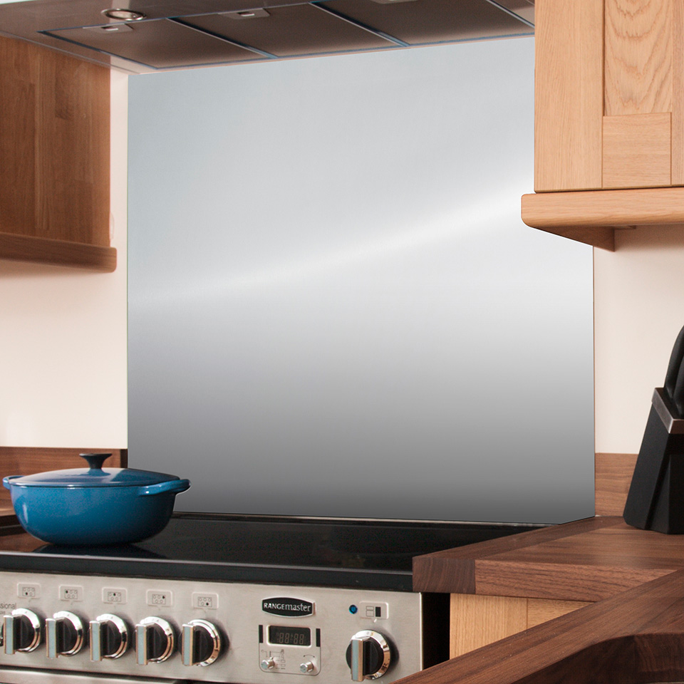 Stainless Steel Splashback Stainless Steel Splashbacks Worktop Express