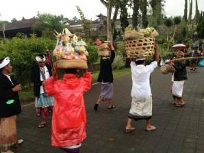 Bali Besakih Believers