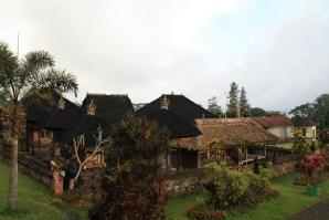 Bali Besakih Smaller Temples