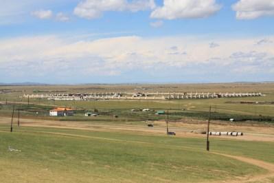 Erdene Zuu Monastery View