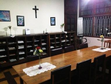 Bandung Convent Meeting Room