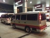 Our minivan juicing up