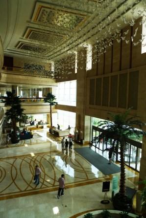 Crowne Plaza Dandong Lobby 3