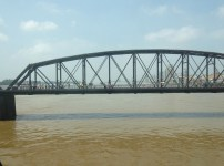 Dandong's Broken Bridge