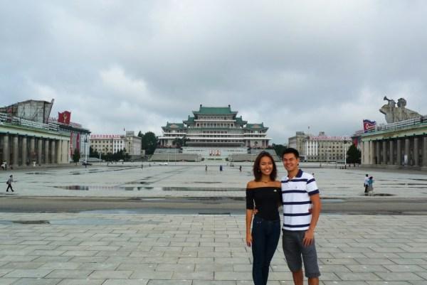 Kim Il Sung Square Us