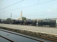 Train ride tankers