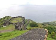Brimstone Hill Fortress National Park Rampart