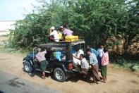 Bus to Mandalay Car