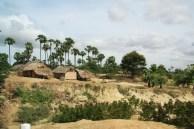 Bus to Mandalay Huts