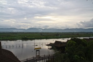 Inle Lake View from Paramount