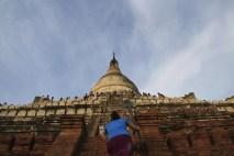 Shwesandaw Temple Climb