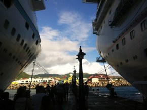 St Kitts Basseterre Ferry Terminal