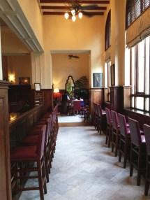 The Strand Hotel Bar Seats