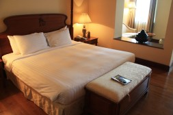 The Strand Hotel Room Bed
