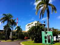 Bacardi Factory Building Puerto Rico