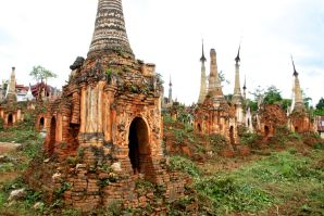 Indein Temple Complex Ruins 3