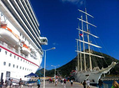 St Martin Ships