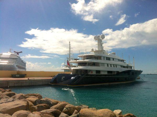 St Martin Yacht